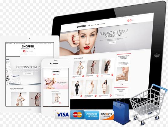 Giới thiệu về website bán hàng trực tuyến