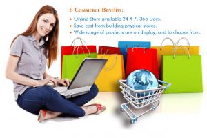 Lợi ích khi thiết kế website bán hàng trực tuyến