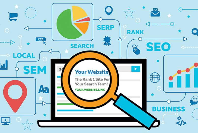 Thiết kế nhiều tính năng độc đáo cho website.