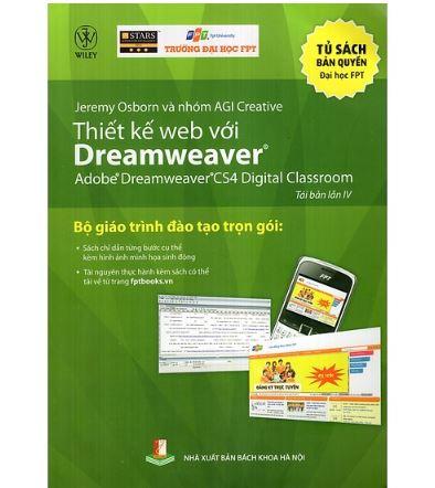 Thiết kế Web với Dreamweaver.