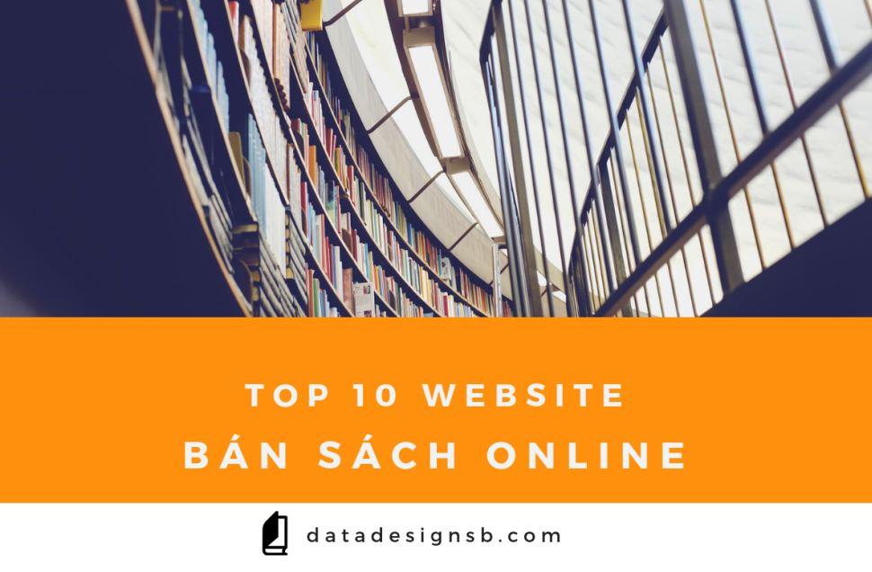 Top 10 website bán sách online