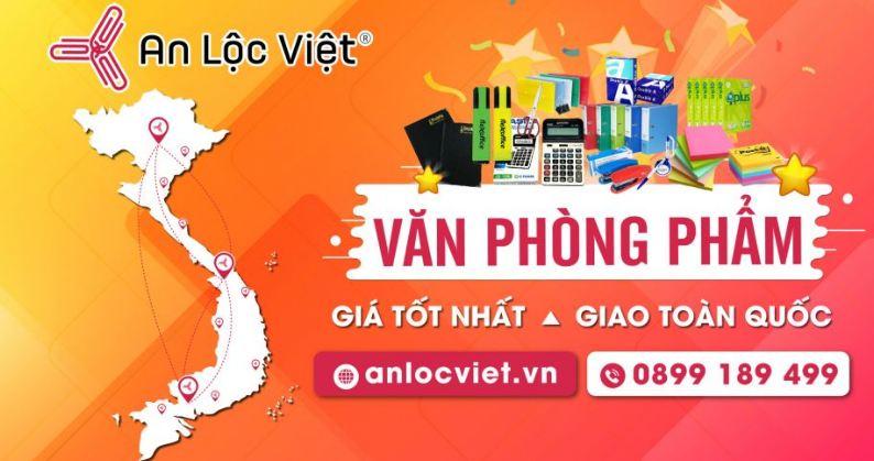 An Lộc Việt - công ty bán sách và VPP