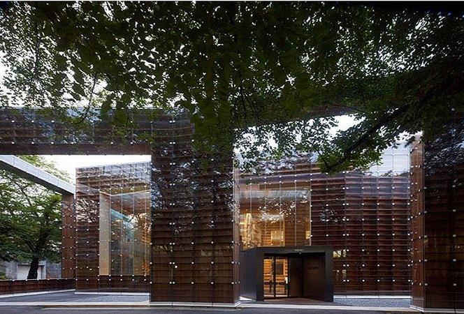Thư viện Đại học Mỹ thuật Musashino