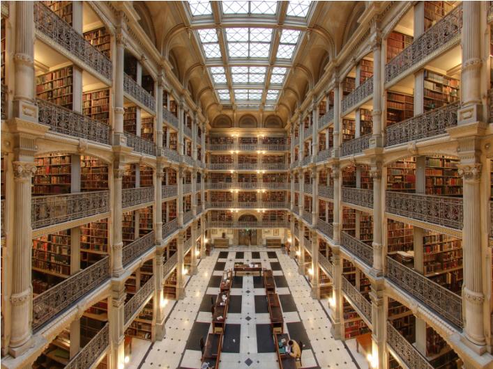 Thư viện George Peabody