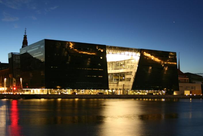 Thư viện Hoàng gia Copenhagen