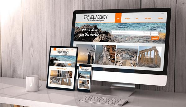 Các yếu tố của website du lịch chuyên nghiệp.