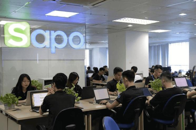 Công ty thiết kế website Sapo