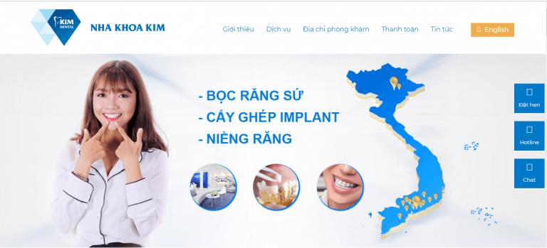 Website nha khoa chuyên nghiệp là cần phải tương thích tốt trên thiết bị di động