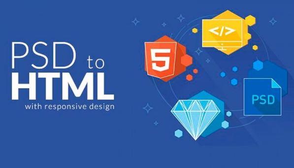 Dịch vụ chuyển PSD sang HTML