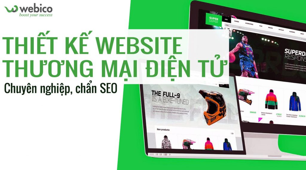 Đơn vị thiết kế web spa chuẩn SEO giá rẻ Webico