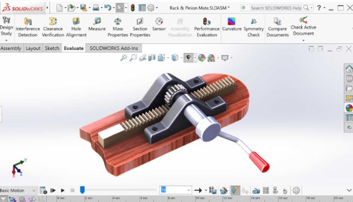 SolidWorks - Phần mềm thiết kế mô hình 3D phổ biến