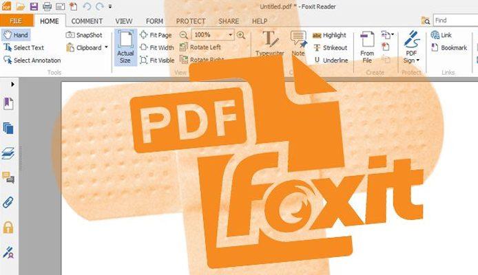 Foxit Reader - Phần mềm tạo, chỉnh sửa file PDF